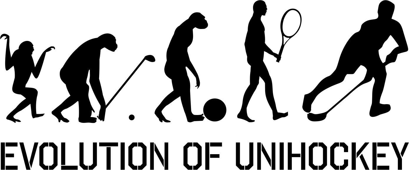 EvolutionofUnihockeyMenSchriftzug